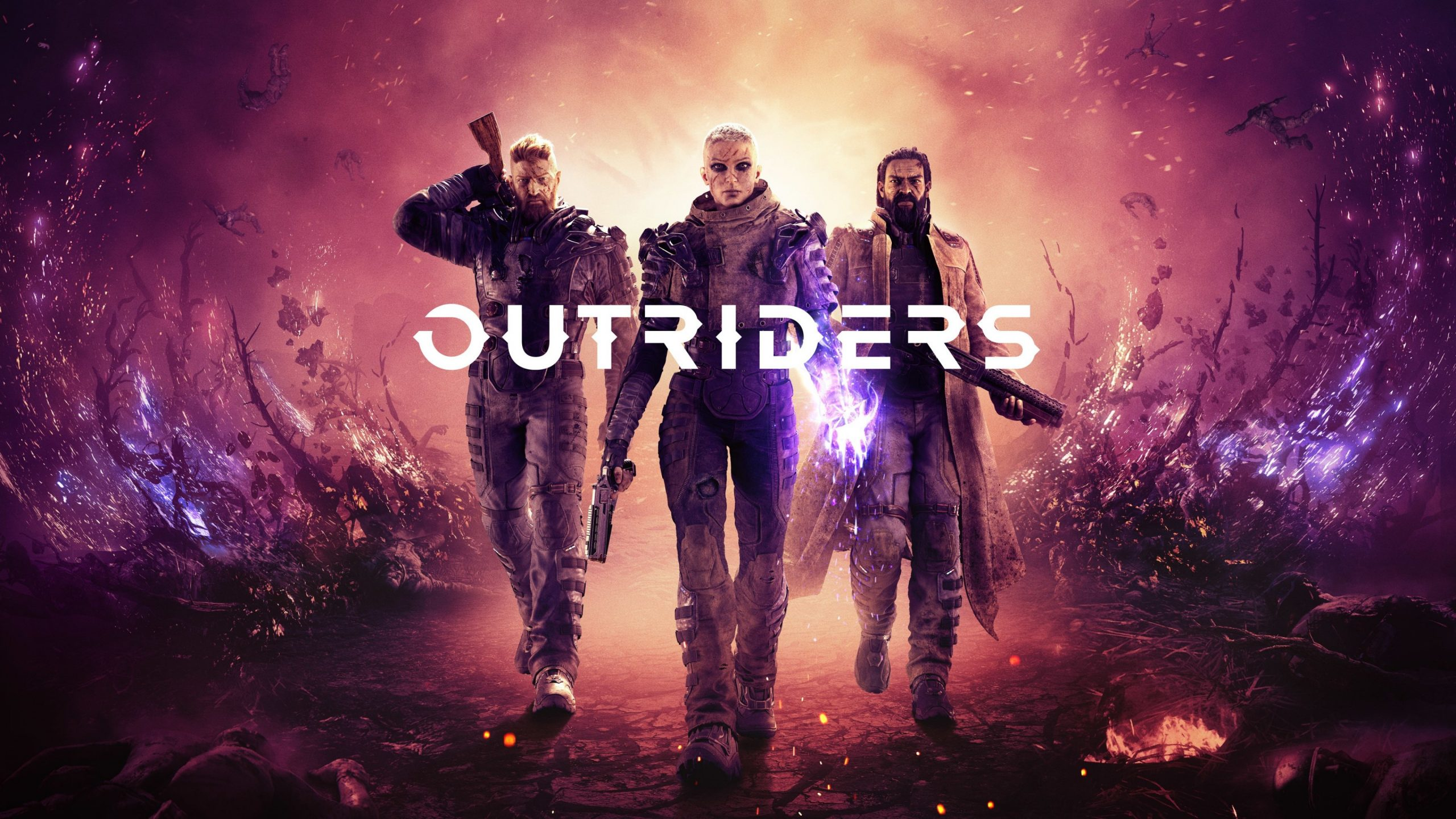 Outriders release date set for February