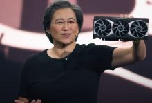 "Photo of AMD's RX 6900 XT is Smaller, Cheaper, ""Neck and neck"" with Nvidia's RTX 3090"