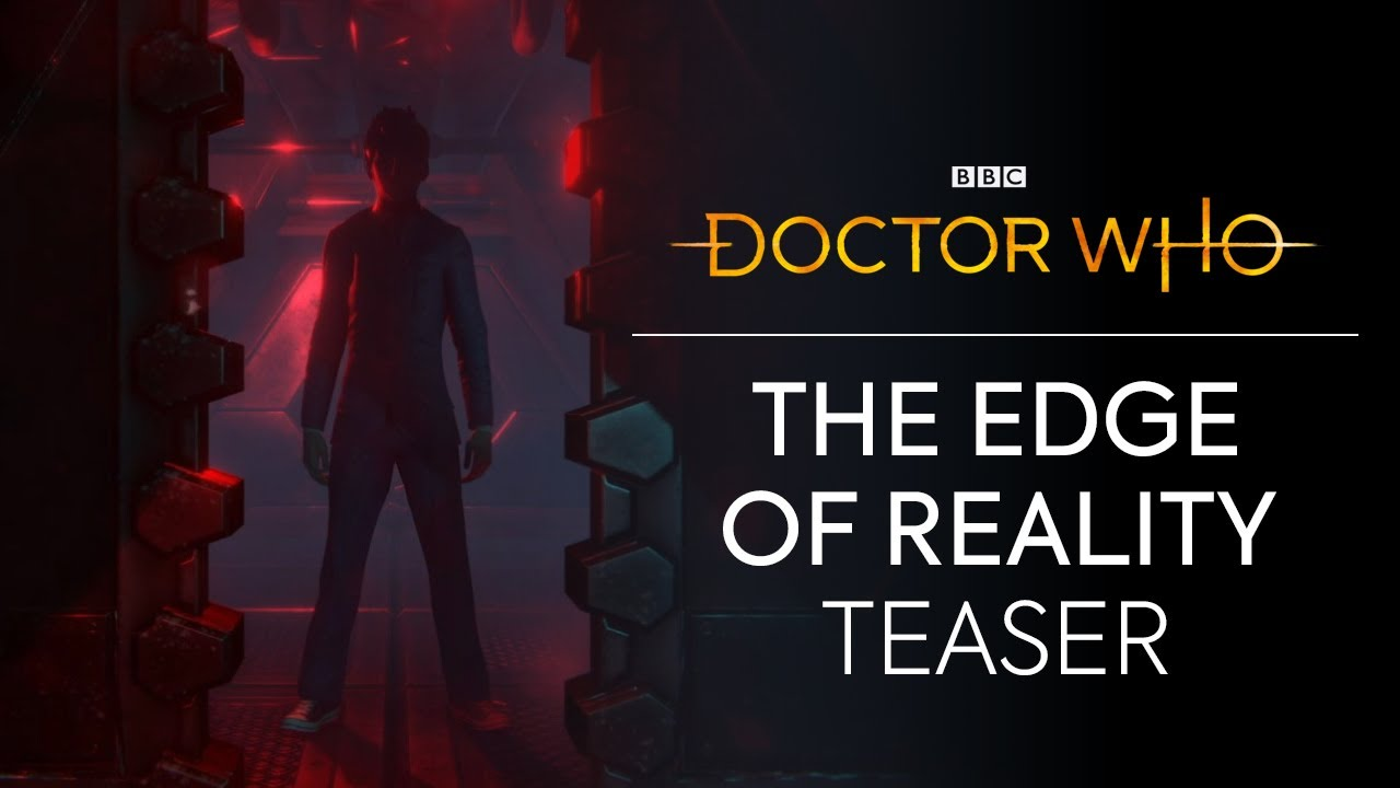 Doctor Who: The Edge of Reality Sees David Tennant Return on Xbox