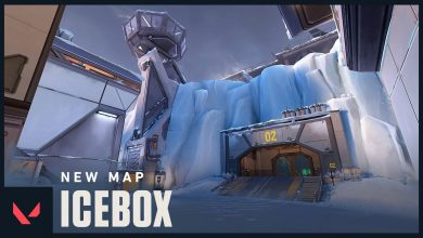 """Photo of New Valorant """"Icebox"""" Map Teased for Act 3"""