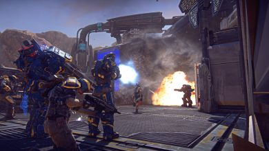 Photo of Playstation 4 gets PlanetSide 2 Update 2.20 – The Shattered Warpgate