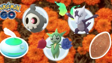 Photo of Pokemon Go Day of the Dead event, only in Latin America