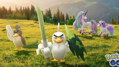Photo of Pokemon Go Galarian Ponyta and Sirfetch'd Now Live
