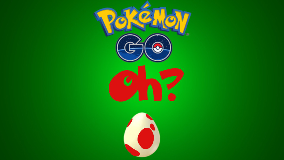 Pokemon Go an Inter-Egg-Sting Development Research