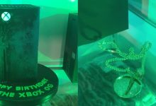Photo of Snoop Dogg Gets an Xbox Series X Fridge, a Cake and Chains with the Xbox logo for his Birthday