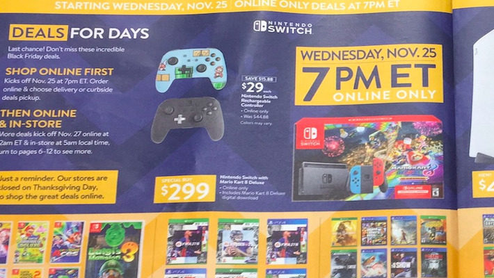 Walmart Black Friday 2020 Deals Revealed In Ad