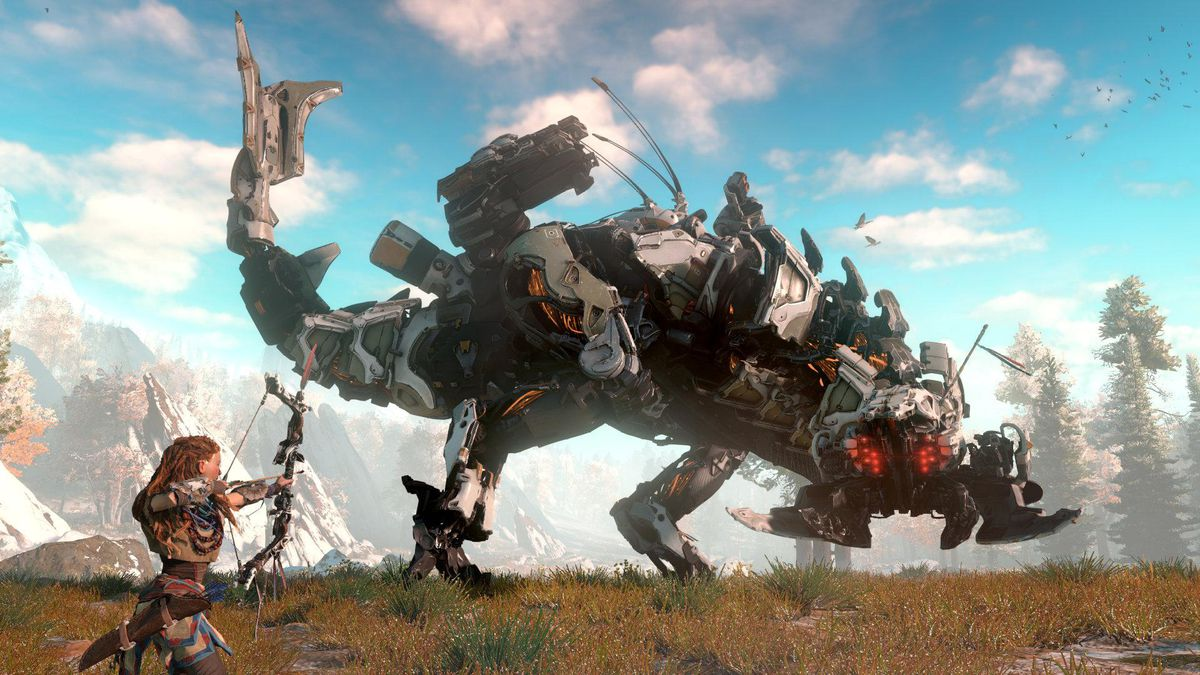 Guerrilla Games Is Ramping up Horizon Forbidden West's Development