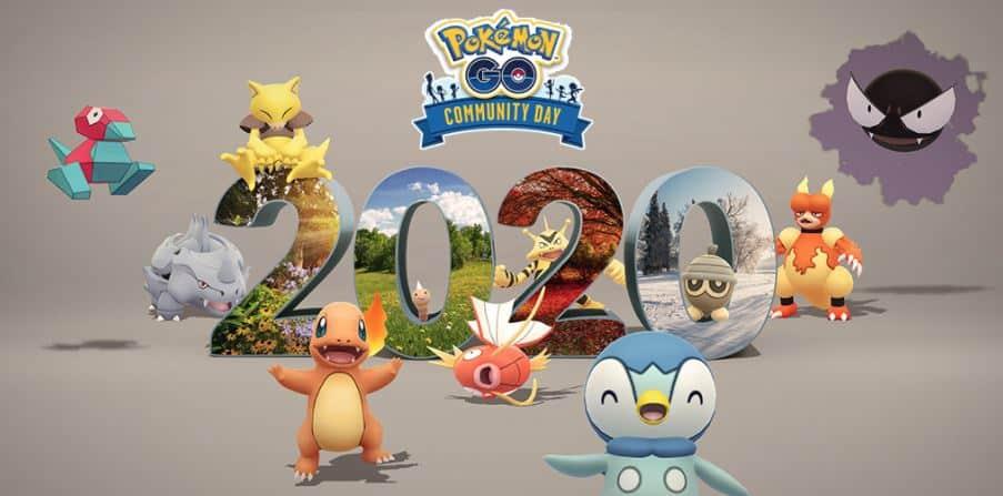 Pokemon Go December 2020 Community Day Event Details Revealed