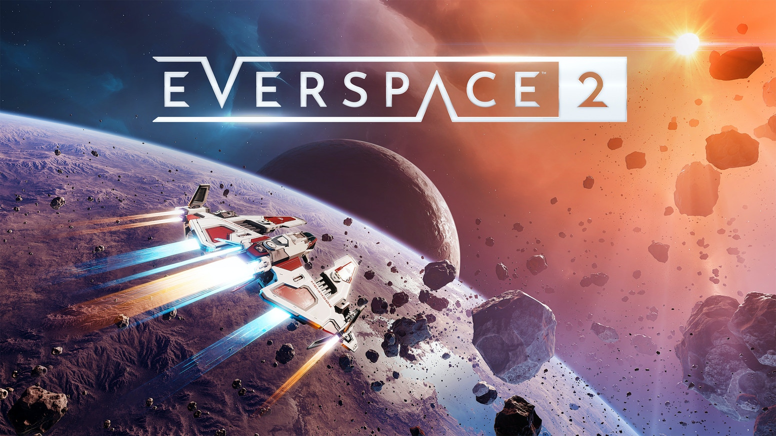Everspace 2 is out on Early Access Today, gets New Trailer