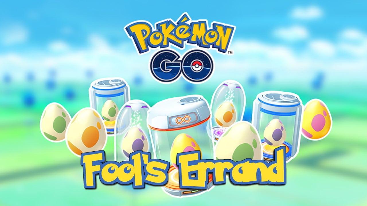 Pokemon Go Hatching Eggs for Shiny Pokemon is a Fool's Errand