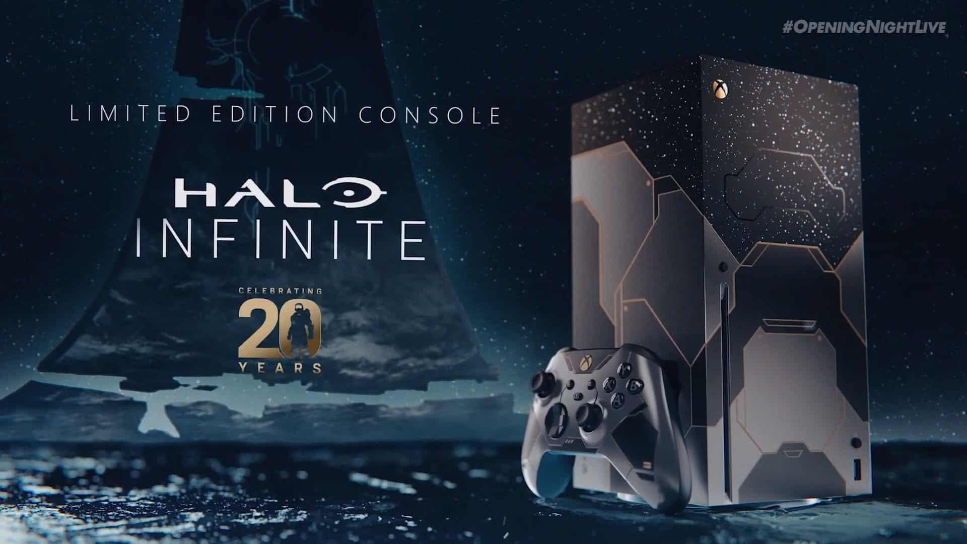 Halo Infinite Xbox Series X Console