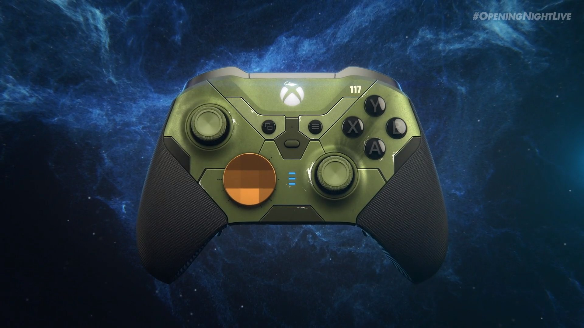 Halo Infinite Xbox Elite Controller