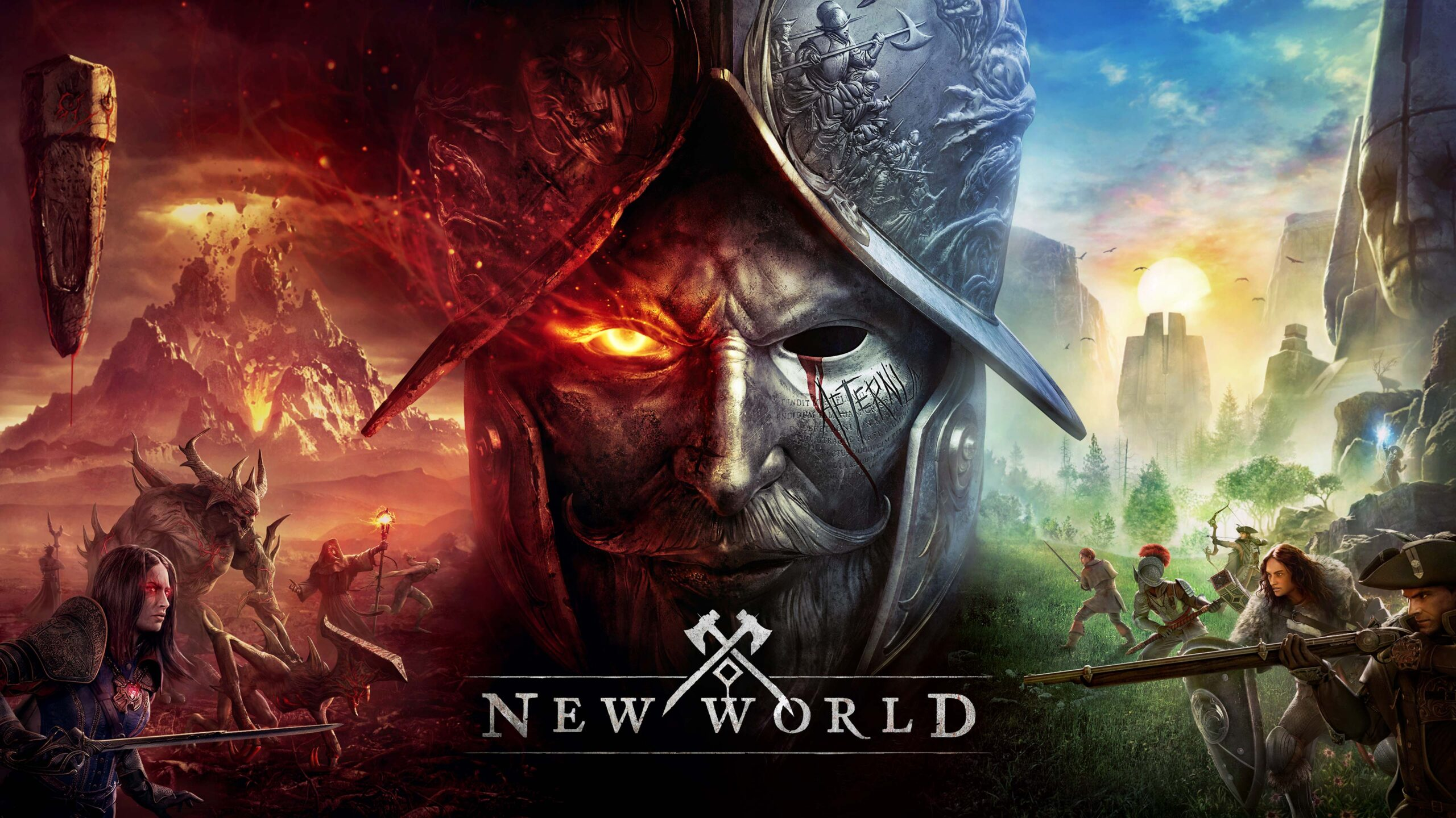 New World Servers are currently down due to short maintenace - Future Game Releases